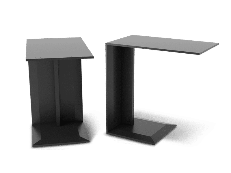 Sidetable for sofa and office