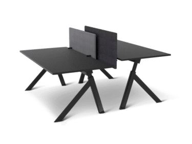 Acoustic panels for office tables